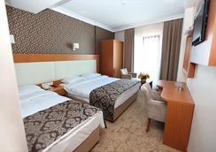 그랜드 호텔 아브칠라 - 이스탄불 - 침실