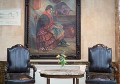 호텔 미라도르 - 팔마데마요르카 - 로비