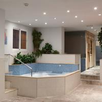 호텔 미라도르 Indoor Spa Tub