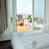 프조드 호텔 베를린 Dachterrasse im Deluxe 704 Zimmer