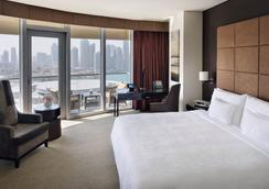 더 어드레스, 두바이 몰 호텔 - 두바이 - 침실