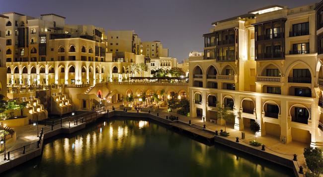 더 팰리스 다운타운 두바이 - 두바이 - 건물