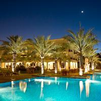 더 어드레스 몬트고메리 두바이 호텔 Outdoor Pool