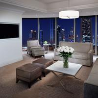 The Address Boulevard Dubai Living Area