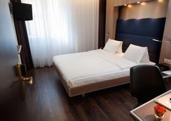 호텔 알렉산더 - 취리히 - 침실