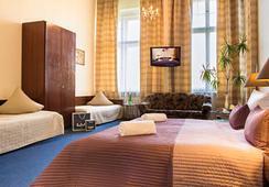 호텔 코메트 암 쿠르퓌르스텐담 - 베를린 - 침실