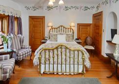 Capitol Hill Mansion Bed and Breakfast Inn - 덴버 - 침실