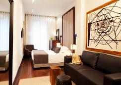 퓰리쳐 호텔 바르셀로나 - 바르셀로나 - 침실