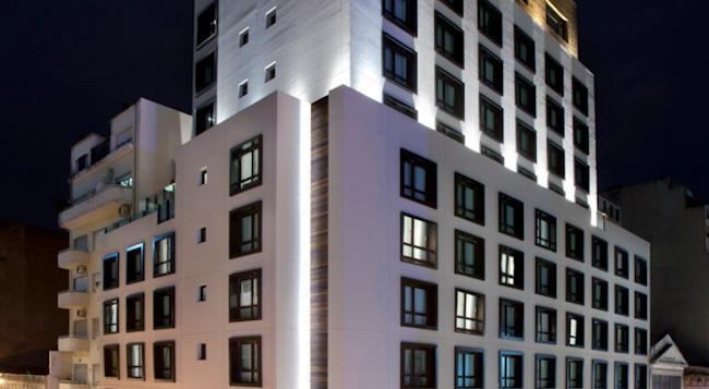 호텔 푸리트제르 부에노스 아이레스 - 부에노스아이레스 - 건물