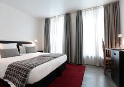 호텔 퓰리쳐 - 파리 - 침실
