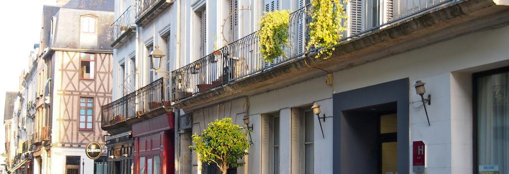 Hôtel Colbert Tours - 투르 - 야외뷰