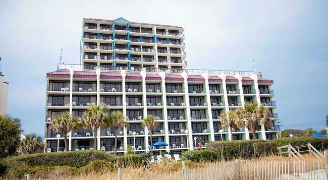 Grande Shores Ocean Resorts Condominiums - 머틀비치 - 건물