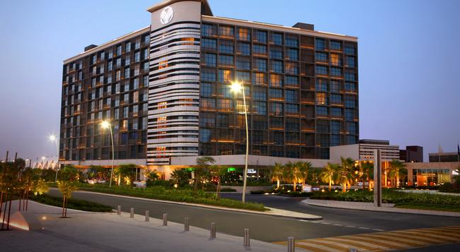 야스 아일랜드 로타나 호텔 - 아부다비 - 건물