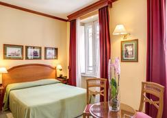 호텔 밀라니 - 로마 - 침실