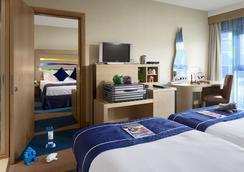 래디슨 블루 호텔 앤 스파 리틀 아일래드 코르크 - 코크 - 침실