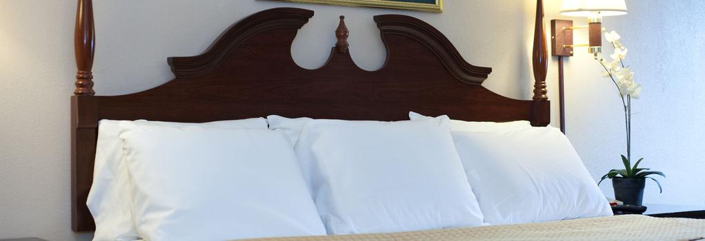 Timberlake Motel - 린치버그 - 침실
