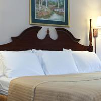 Timberlake Motel Guestroom