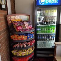 Timberlake Motel Vending Machine