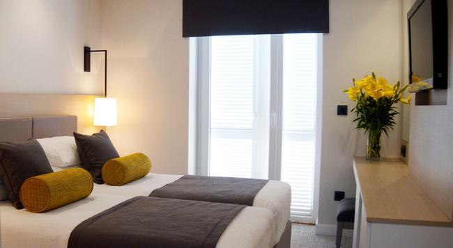호텔 넵튠 두브로브니크 - 두브로브니크 - 침실