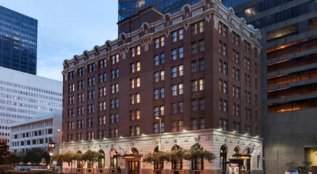The Whitney Hotel - 뉴올리언스 - 건물