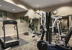 더 휘트니 호텔 - 뉴올리언스 - 체육관