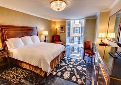 Hotel Mazarin - 뉴올리언스 - 침실