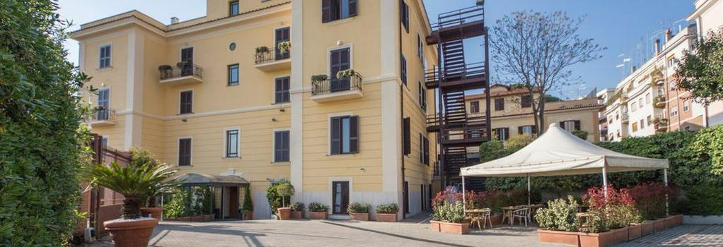 로몰리 호텔 - 로마 - 건물