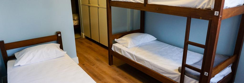 Vertical Hostel - 리우데자네이루 - 침실