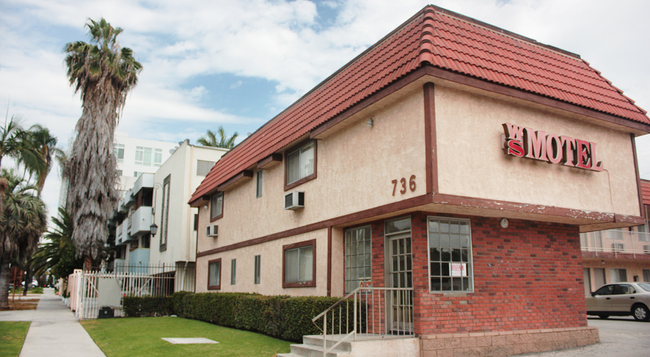 Wilshire Serrano Motel - 로스앤젤레스 - 건물