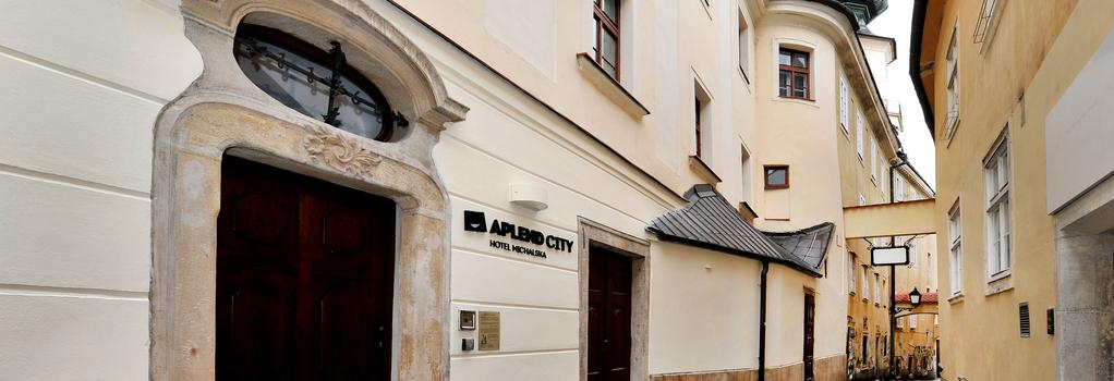 Aplend City Hotel Michalska - 브라티슬라바 - 건물