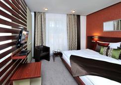 Aplend City Hotel Michalska - 브라티슬라바 - 침실