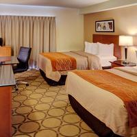 컴포트 인 호텔 프레데릭턴 Great for Families and Teams!