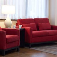 컴포트 인 호텔 프레데릭턴 New Modern Lobby!