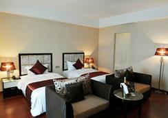 다라 에어포트 호텔 - 프놈펜 - 침실