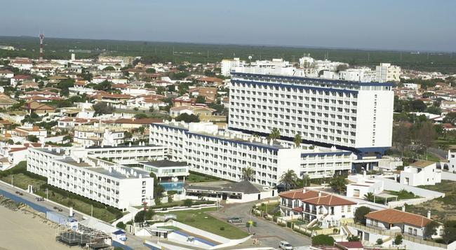 Hotel Flamero - Matalascañas - 건물