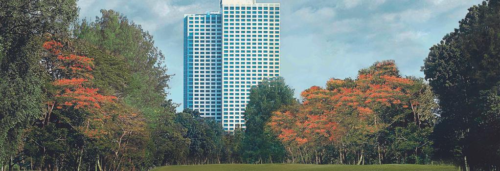 더 스위트 앳 호텔 물리아 세나얀 - 자카르타 - 건물
