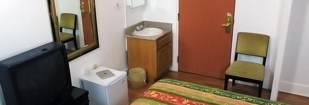 유로파 호텔 - 샌프란시스코 - 침실