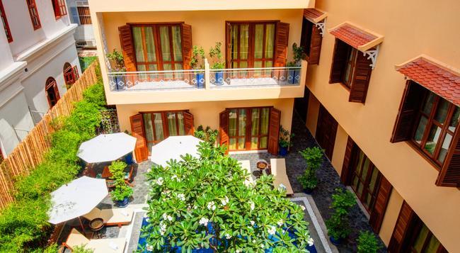 하우스 부티크 에코 호텔 - 프놈펜 - 건물