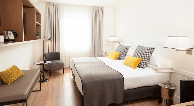 갤러리 호텔 바르셀로나 - 바르셀로나 - 침실