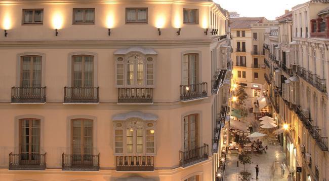 몰리나 라리오 호텔 말라가 - 말라가 - 건물