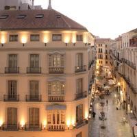 몰리나 라리오 호텔 말라가 Exterior