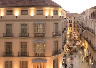 몰리나 라리오 호텔 말라가