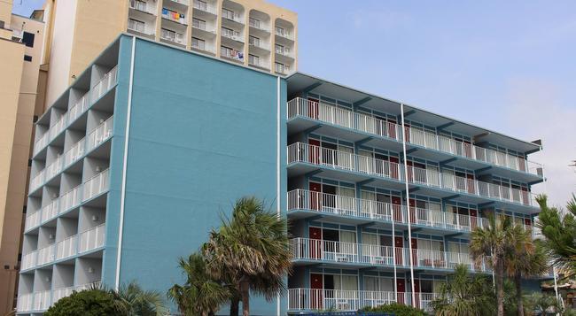 Blu Atlantic Oceanfront Hotel & Suites - 머틀비치 - 건물