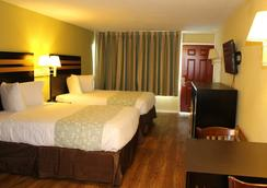 Blu Atlantic Oceanfront Hotel & Suites - 머틀비치 - 침실