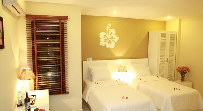 하노이 히비스커스 호텔 - 하노이 - 침실
