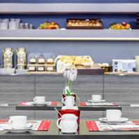 인터시티호텔 함부르크 담토르 - 메세 Restaurant
