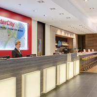 인터시티호텔 함부르크 담토르 - 메세 Check-in/Check-out Kiosk