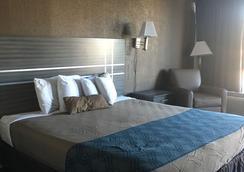 Econo Lodge Savannah Gateway I-95 - 서배너 - 침실
