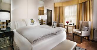 스테이파인애플 앳 호텔 알리제 샌프란시스코 - 샌프란시스코 - 침실
