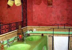 Riad La Cle de Fes - 페스 - 욕실